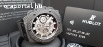 CARBON HUBLOT KING POWER UNICO SKELETON CHRONO KOMPLETT 48MM
