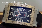 Roger Dubuis SEA MORE Just For Friends WHITE GOLD bezel !